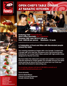 Fanatic Kitchen Studio Trinidad
