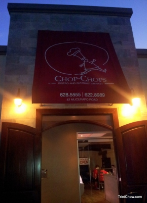 CHOP CHOPS GOURMET MARKET & BISTRO (Port of Spain, Trinidad)