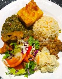 Lunch Bar Code Tobago