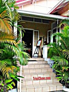Verandah Restaurant Trinidad