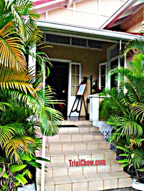 THE VERANDAH RESTAURANT (St. Clair, Trinidad)