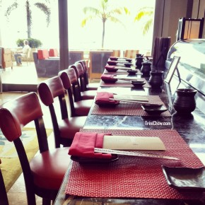SUSHI BAR at Hyatt Regency Trinidad (Port of Spain)