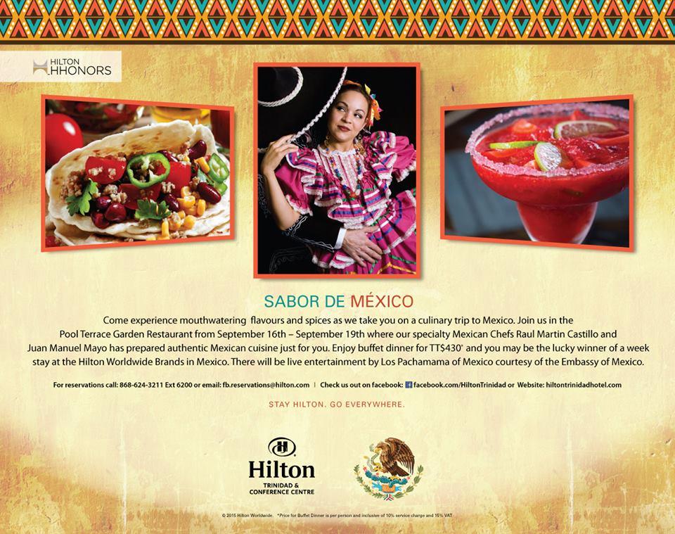 Mexican Food Festival Trinidad