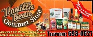 Vanilla Bean Gourmet Store Trinidad