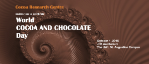 World Cocoa & Chocolate Day Trinidad