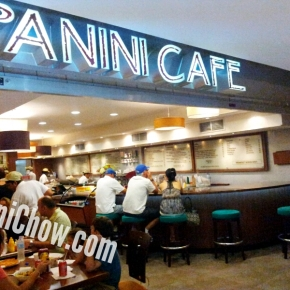 PANINI CAFE (The Falls at West Mall, Trinidad)
