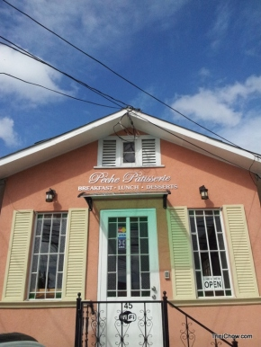 PÊCHE PÂTISSERIE (Port of Spain, Trinidad)