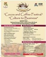 Cocoa Coffee Festival Trinidad