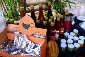 Exotic Caribbean Mountain Pride - Trinidad Chocolate
