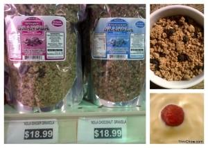 'NOLA Tobago's Gourmet Granola