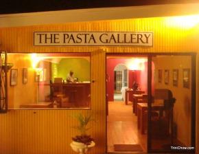 THE PASTA GALLERY (CrownPoint,Tobago)