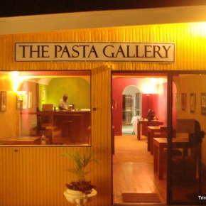 THE PASTA GALLERY (Crown Point,Tobago)