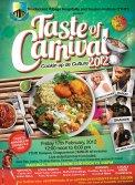 Taste of Carnival TTHTI