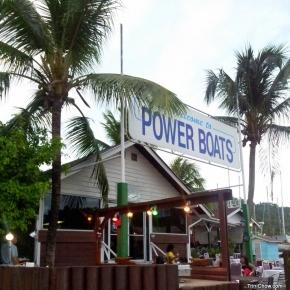 SAILS RESTAURANT & PUB (Chaguaramas,Trinidad)