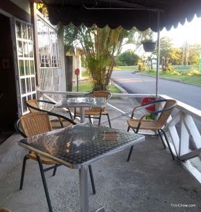 CAFFE MIA ITALIAN BISTRO & BAR (Lowlands,Tobago)