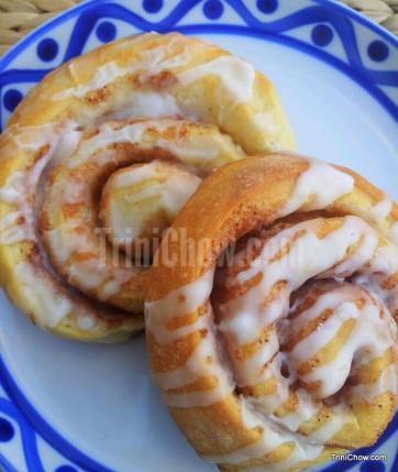 Cinnamon Rolls Tobago