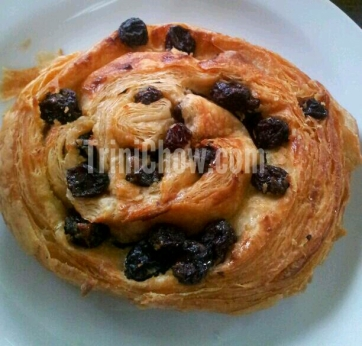 Pain Au Raisin Trinidad