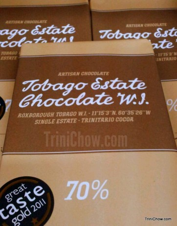 Tobago Chocolate Estate
