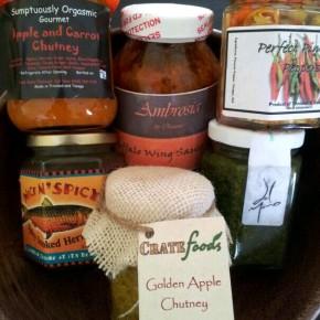 6 Tasty Treats fromUpMarket