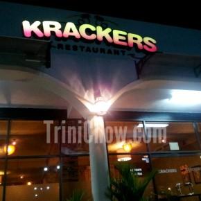 KRACKERS RESTAURANT (Shirvan Plaza,Tobago)