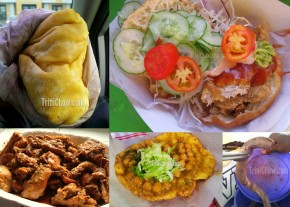 Ed's 5 Must-Try Foods in Trinidad (and where to findthem)