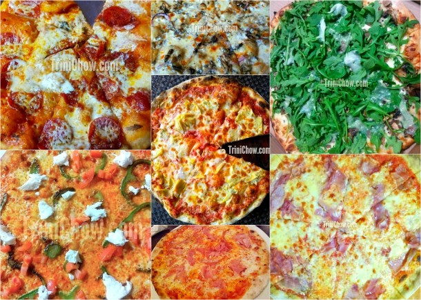 Pizza Trinidad Tobago