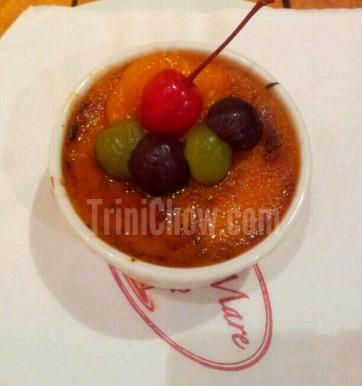 Ponche de Creme Brulee Trinidad