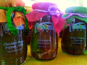 Flavours World Chutney & Sauces (Trinidad)