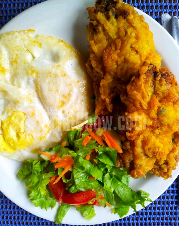 4 picks for breakfast in tobago trinichow for Fried fish restaurants