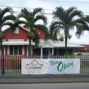 PETIT GOURMET (St. Clair, Trinidad) –CLOSED