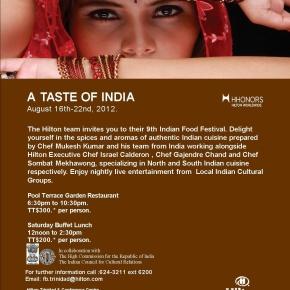 15 Top-Notch Foodie Events in Trinidad & Tobago: AUGUST2012