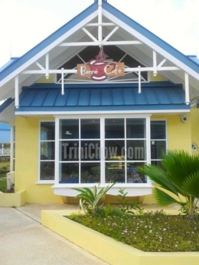 BENNE CAFE – Magdalena Grand Beach Resort (Tobago)