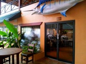 THE LURE SEAFOOD BAR & GRILL (Chaguaramas,Trinidad)