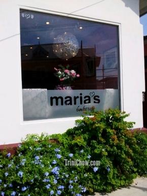 MARIA'S BAKERY (Woodbrook,Trinidad)