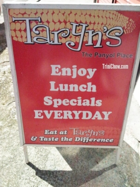 TARYN'S, The Panyol Place (St. James, Trinidad)