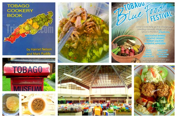 Tobago Culinary Tourism