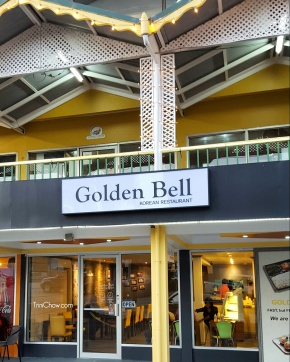 GOLDEN BELL KOREAN RESTAURANT (Port of Spain AND Maraval, Trinidad)