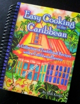 Easy Cooking in the Caribbean Trinidad