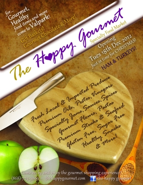 THE HAPPY GOURMET (Valsayn, Trinidad)