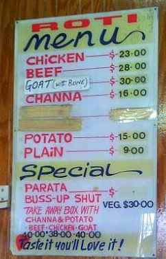 Top 5 for ROTI: Your Picks for Trinidad's BestROTI!