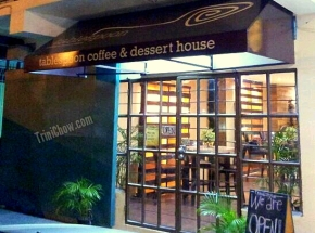 TABLESPOON COFFEE & DESSERT HOUSE (St. Augustine, Trinidad)