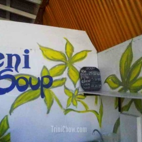 VENI SOUP (Woodbrook,Trinidad)