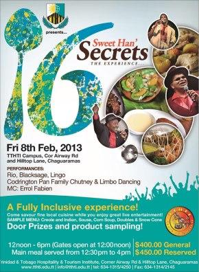 TTHTI Taste of Carnival 2013: Friday, Feb8th