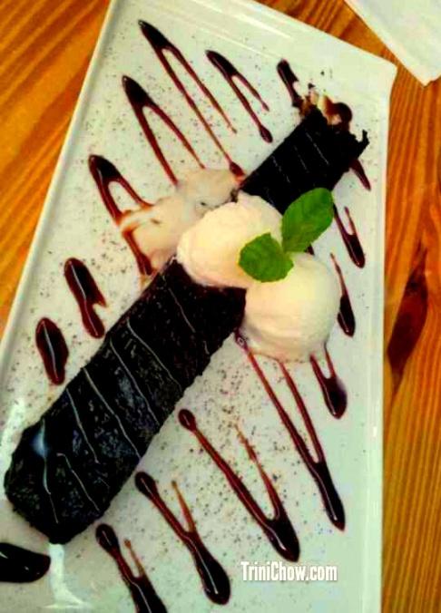 Chaud Cafe Chocolate Cake