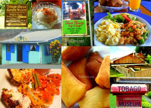 Tobago Culinary Tour