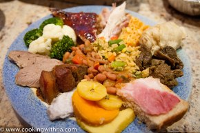 11 Holiday Meals in Trinidad & Tobago