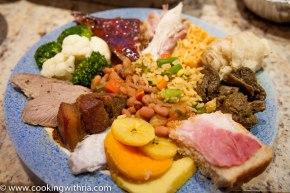 11 Holiday Meals in Trinidad &Tobago