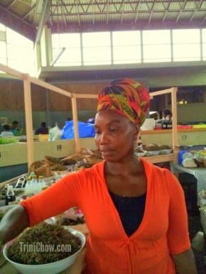 Faces of the Market (Scarborough Market,Tobago)