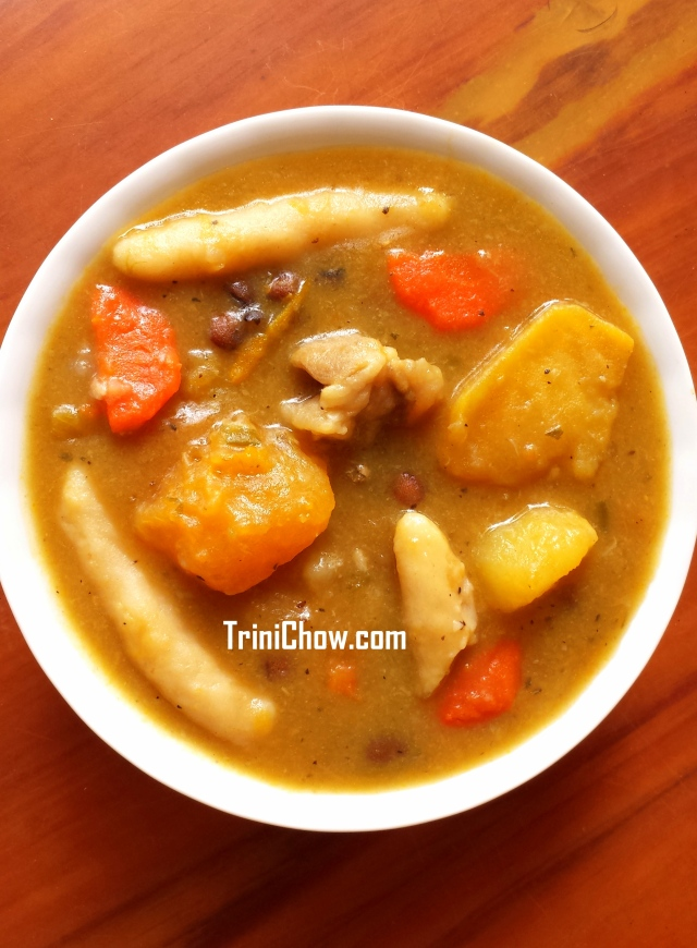 Saturday Soup Trinidad