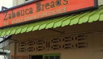 Zabouca Breads Woodbrook Trinidad Trinichow